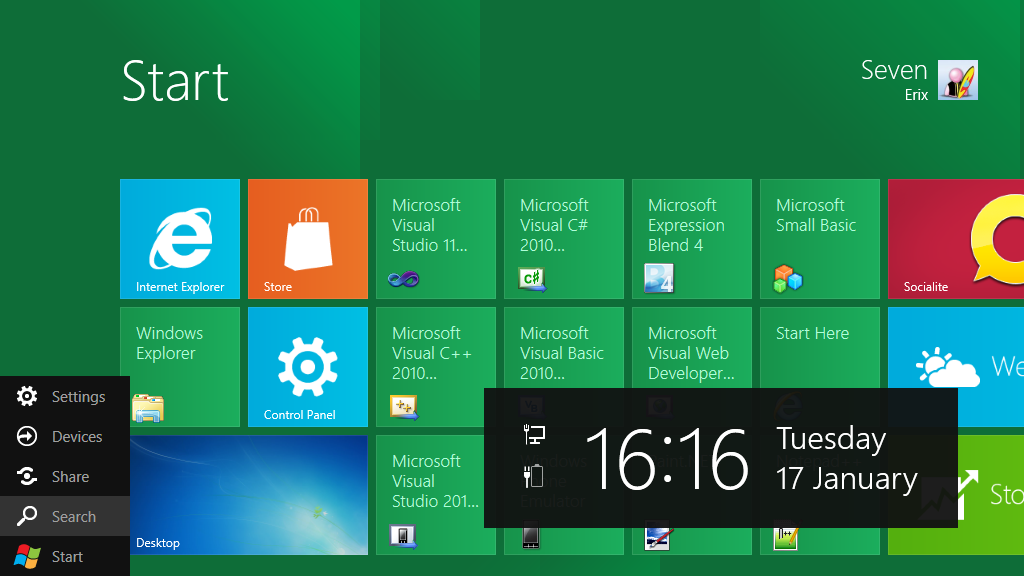 "Java-Buddy: Run ""cmd"" in Windows 8"