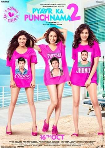 Pyaar Ka Punchnama 2 2015 Full Movie Download