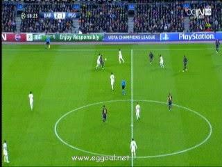 اهداف مباراة برشلونة وباريس سان جيرمان 3-1 دورى ابطال اوربا 10-12-2014
