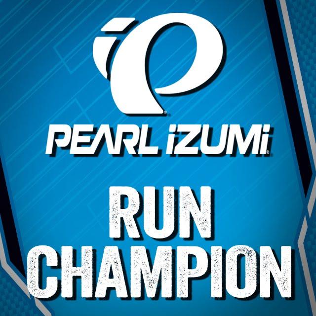 Pearl Izumi Run Champion Team Member