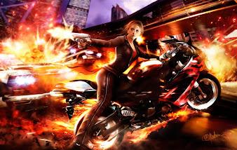 #8 Resident Evil Wallpaper