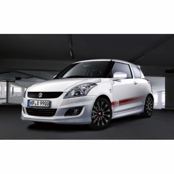 Body Kit Suzuki Swift Euro 2012-2014