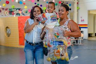 RioSolidario e Ceasa vão doar cestas de alimentos- Glaucia Cardoso Gonçalves
