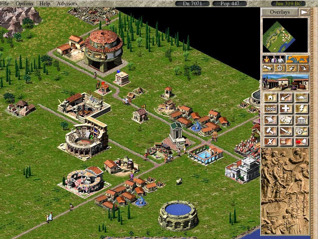 play caesar 3 online free mac