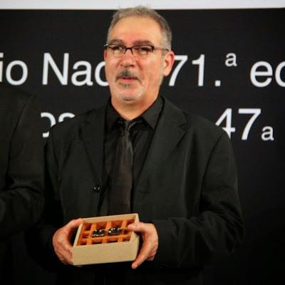 Andreu Carranza i Font - Premi Josep Pla de Narrativa 2015