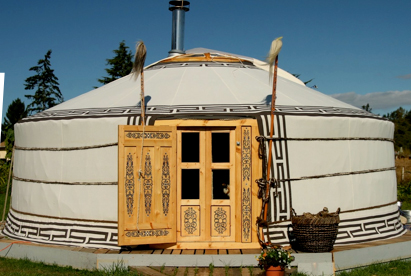 Lloyd's Blog: Mongolian Yurts For Sale in USA