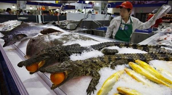 15 cosas curiosas que encontrarás en el Walmart de China