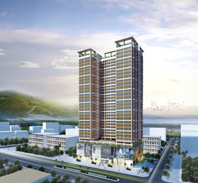Chung Cư cao tầng Vũng Tàu
