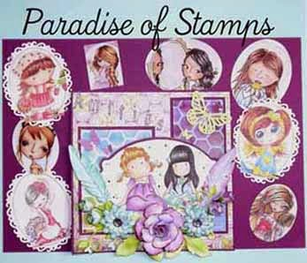 Paradise Of Stamps Challenges