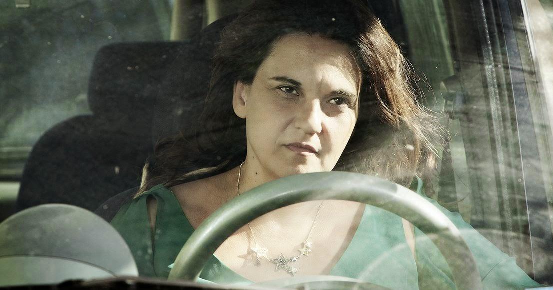 Emma Dante dans Palerme (Via Castellana Bandiera)