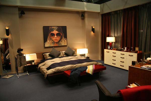 charles bass bedroom this is where the magic happen ladies lol