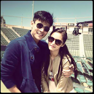 chiu and xian lim enjoy their stay in carson ca