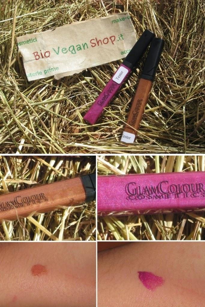 Glam Colour Cosmetics Lipgloss pure Fantasy bio vegan shop