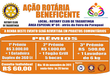 BINGO BENEFICENTE 2011
