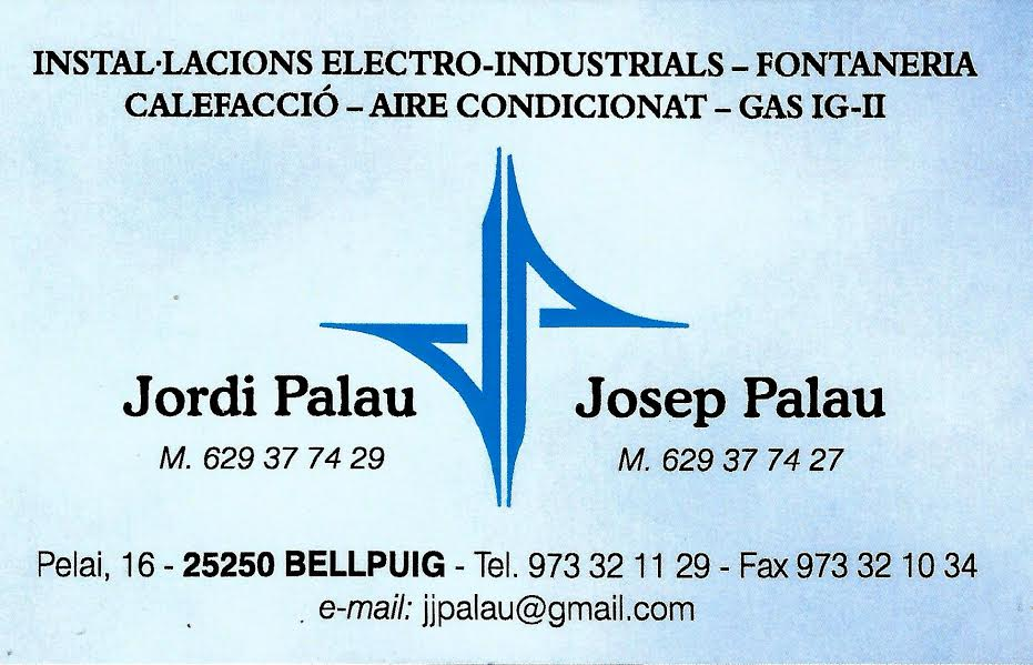 Jordi i Josep PALAU