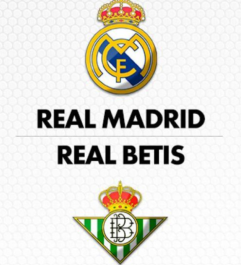 InfoDeportiva - Informacion al instante. REAL MADRID VS REAL BETIS BALOMPIE