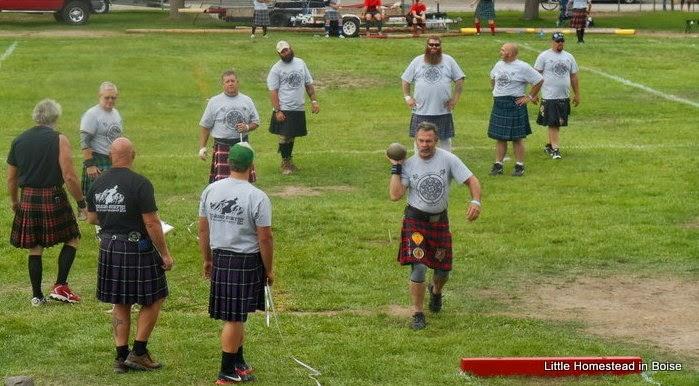 Little Homestead in Boise: Celtic Festival & Highland Games, Independence Days Challenge, Fall ...
