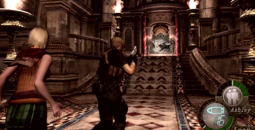 Download Game Resident Evil 4 Ultimate HD Edition With Crack For PC