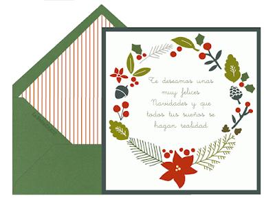 Bajar gratis tarjetas navideñas