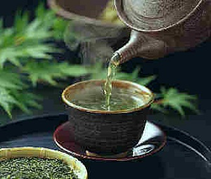 green tea to lower high blood pressure