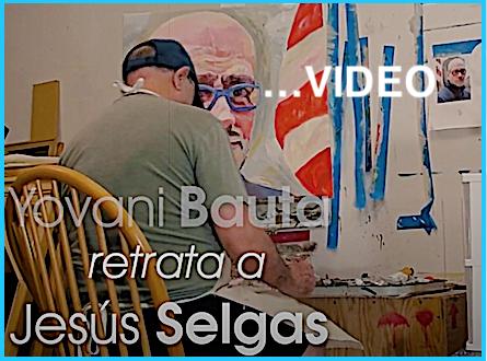 Selgas' Portrait by Yovani Bauta / 2020