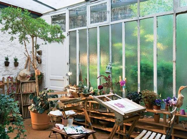 el jardin de los muffins blog de decoraci n vintage y tendencias como crear un estudio de. Black Bedroom Furniture Sets. Home Design Ideas