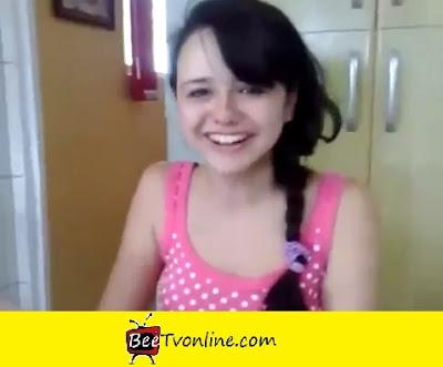 Pretty girl funny