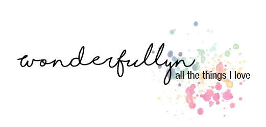 ♥ WONDERFULLYN : all the things I love ♥