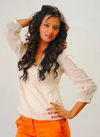 Isha Chawla Hairstyle