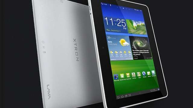 Lava XTRON tablet