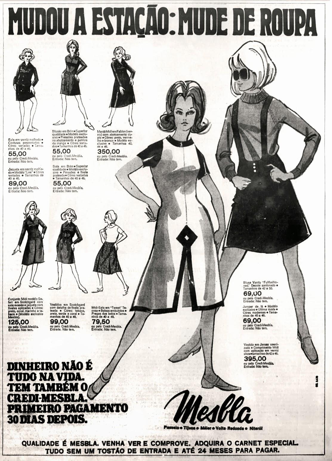 propaganda anos 70; história da década de 70; Brazil in the 70s; Oswaldo Hernandez