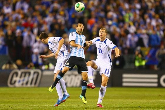 PREVIEW Pertandingan Argentina vs Trinidad & Tobago 5 Juni 2014 Pagi Ini