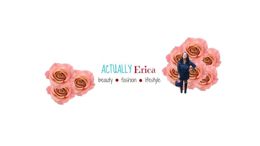 Actually Erica
