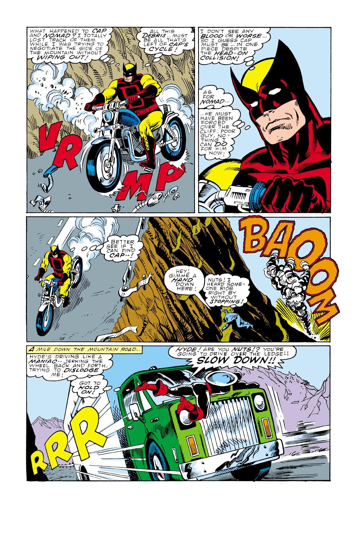 Captain America (1968) Issue #340 #270 - English 15