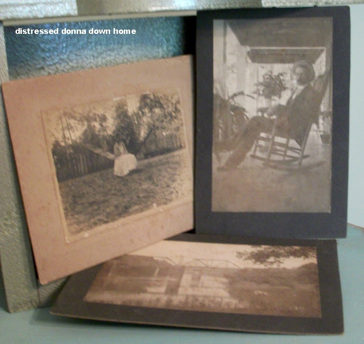 vintage photos, vintage postcards, swap meet