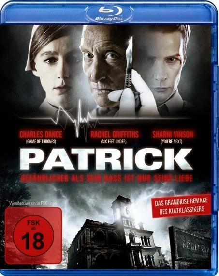 Patrick 2013 BRRip 300mb
