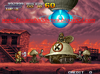 Metal slug x play online