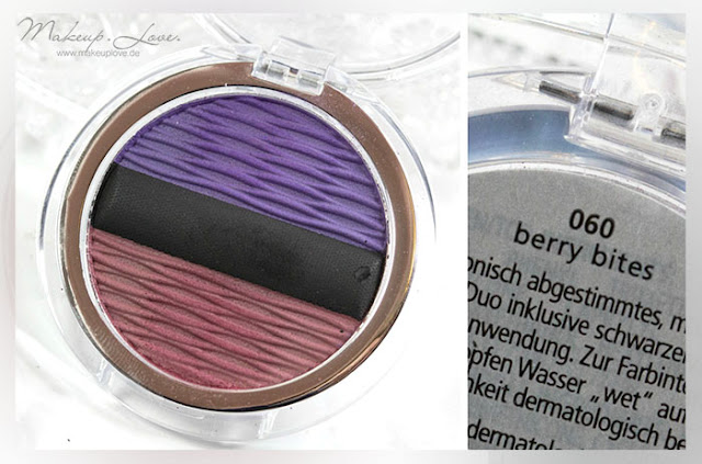 p2 peanut butter biscuit berry bites review swatches amu bester drogerie lidschatten