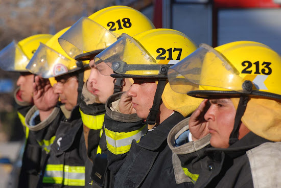 Que significa soñar con bombero