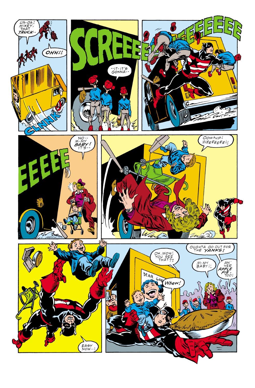 Captain America (1968) Issue #350 #282 - English 10