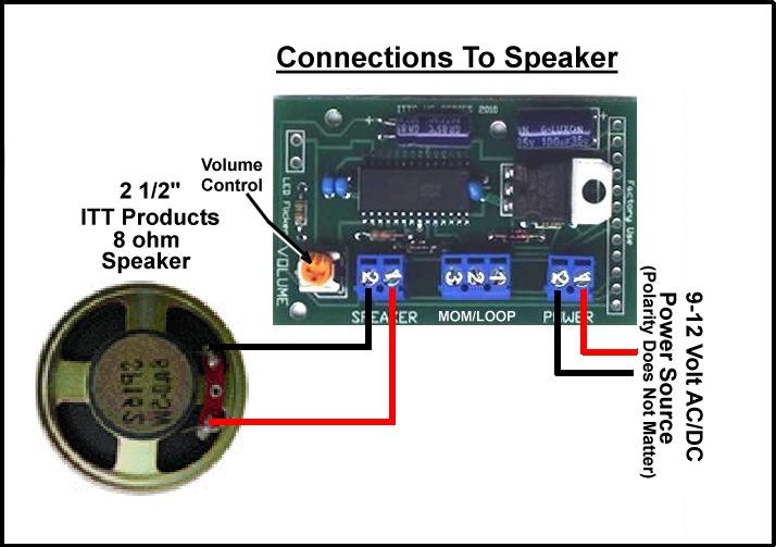 77+Speaker+Wiring railway bob's module building tips installing the bell module to