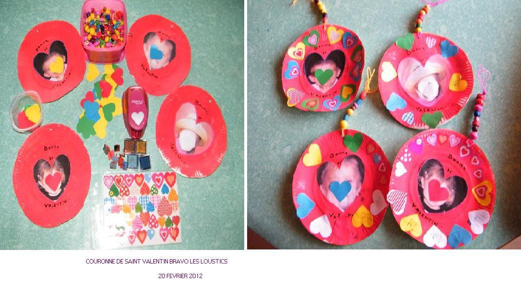 Assistante maternelle et maman - Pinterest st valentin bricolage ...