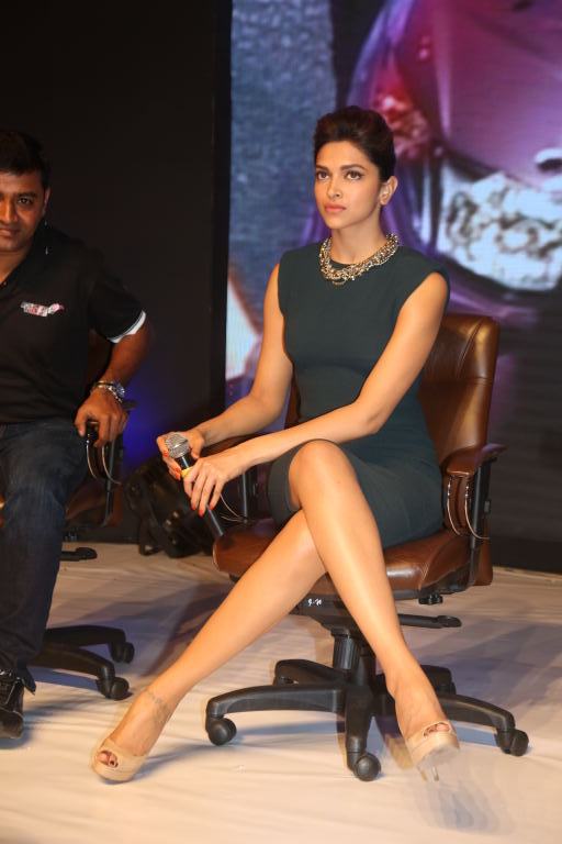 Deepika Padukone in yamaha Ray ad