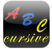Individual letter cursive worksheets