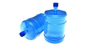 Imagem do galão de água mineral em Londrina