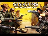 Download Game Android Six-Guns v1.1.8 APK + DATA