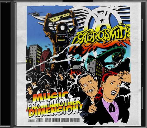 aerosmith music from another dimension deluxe edition