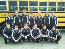 2012 State Team - 13th in Class 2A