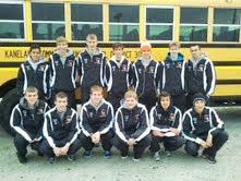 2012 State Team - 13th in Class 2A