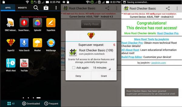 Root HP Asus Zenfone 5 Android Jelly Bean | Smartphone Asus Zenfone